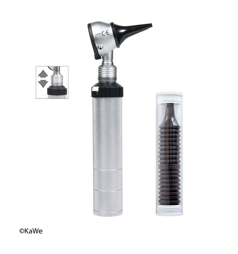 0111130001 - KaWe EUROLIGHT® C30 | 2.5V Otoscope