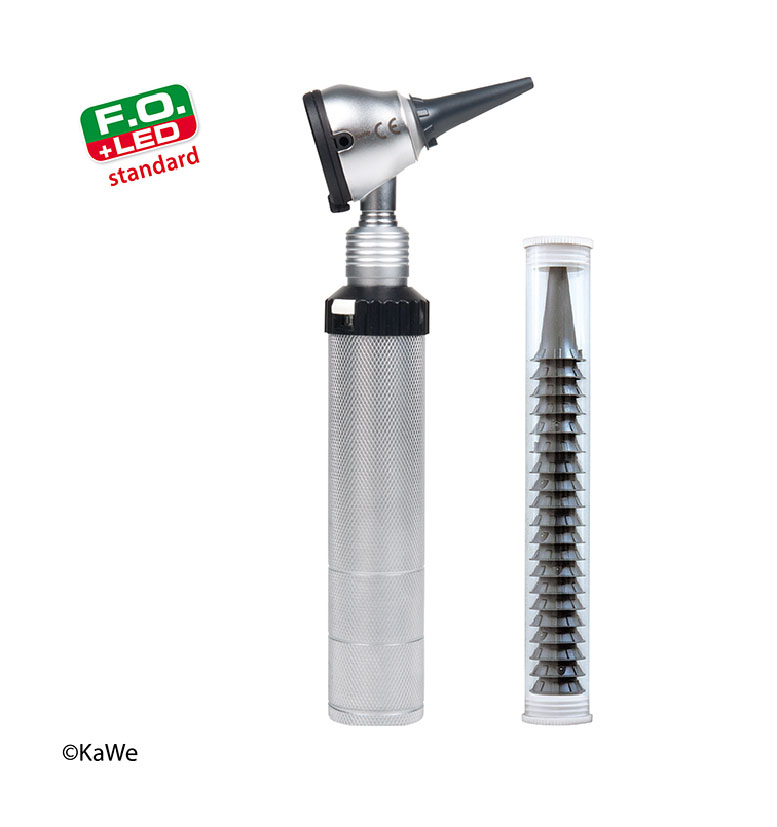 0111530002 - KaWe EUROLIGHT® F.O.30 LED | 2.5V Otoscope