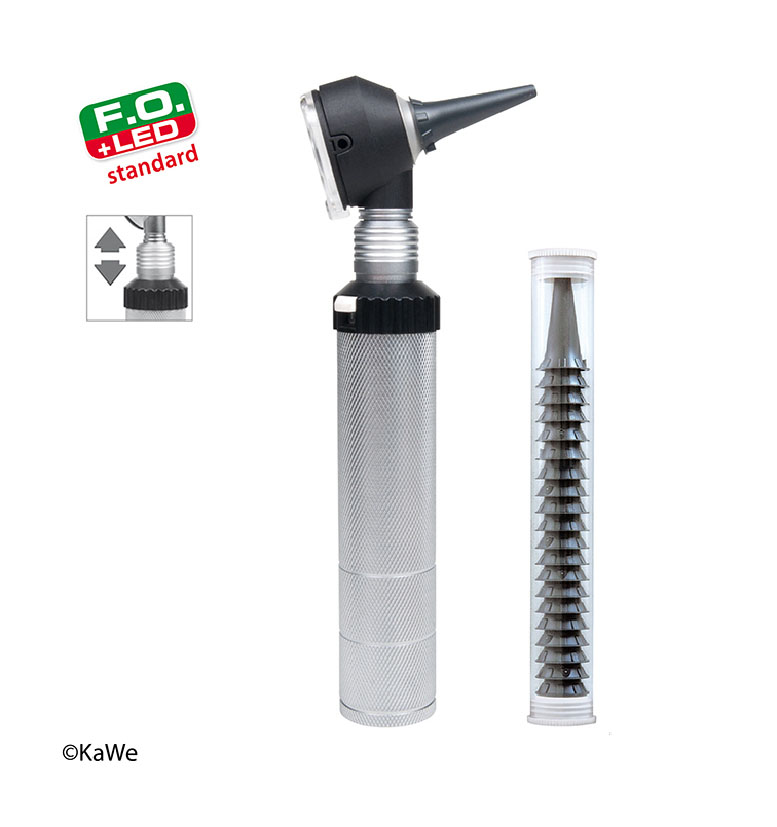 0112530002 - KaWe COMBILIGHT® F.O.30 LED | 2.5V Otoscope