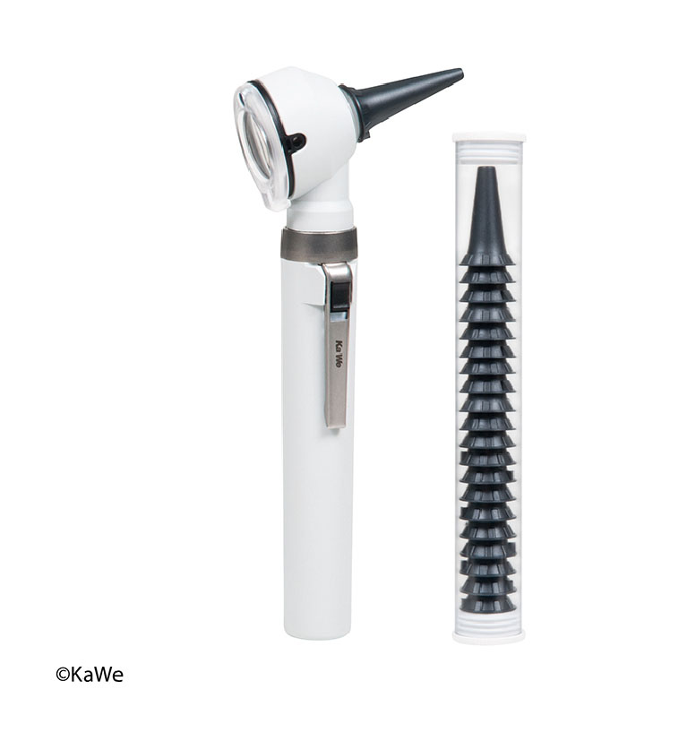 01131000262 - KaWe PICCOLIGHT® C | 2.5V Otoscope