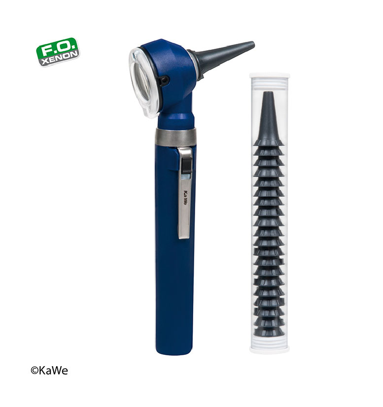 0113300232 - KaWe PICCOLIGHT® F.O. | 2.5V Otoscope