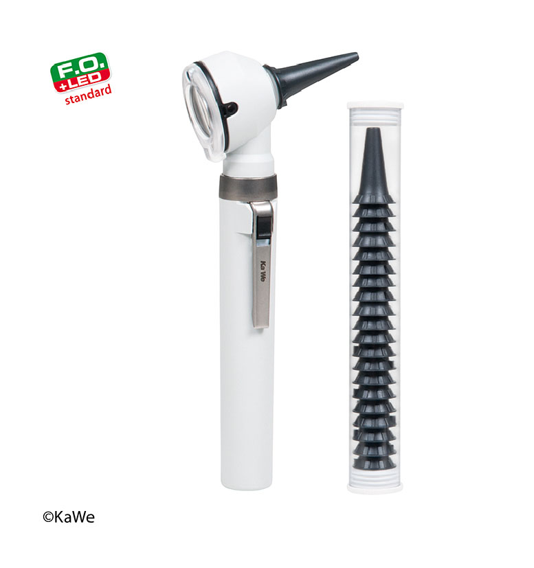 0113500262 - KaWe PICCOLIGHT® F.O. LED Standard | 2.5V Otoscope