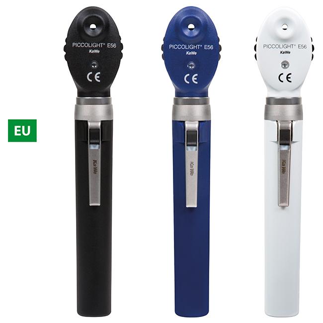 0123561021, 0123561231 & 0123561261 - KaWe PICCOLIGHT® E56 / EU Ophthalmoscope
