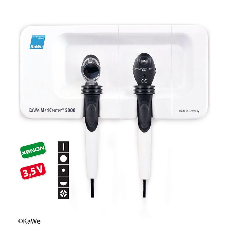 0285010002 - KaWe MedCenter® 5000 Set C E55