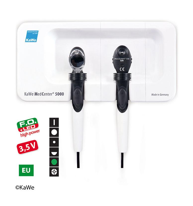 0285021002 - KaWe MedCenter® 5000 Set F.O. LED E56 / EU