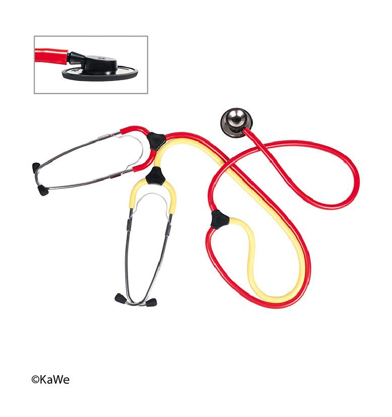 0634100144 - Training stethoscope for nurses Plano