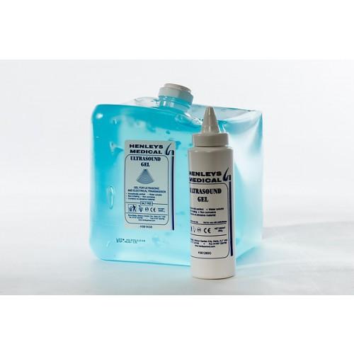 H361KG5 - 5000g Blue Ultrasound Gel Sonicpac Refill