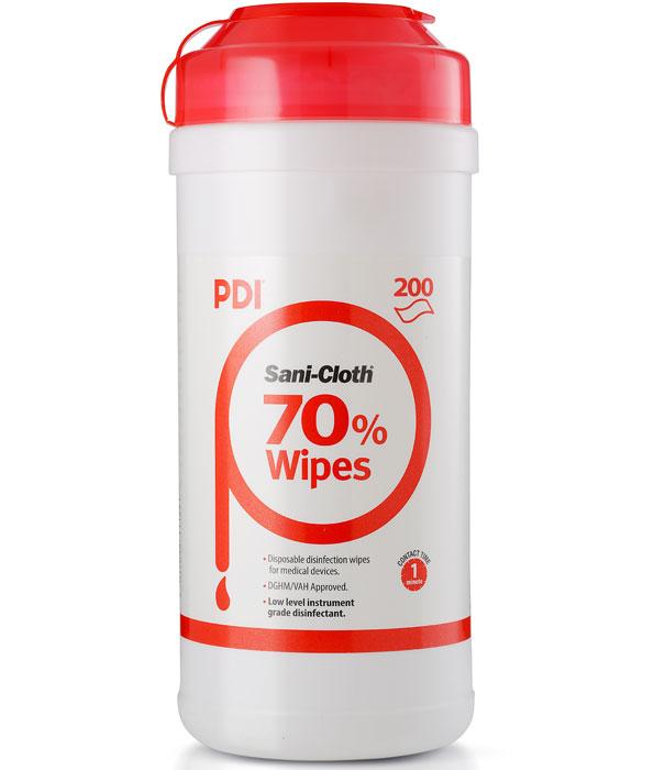 Sani-Cloth® 70% Alcohol Wipes - Henleys Medical Supplies