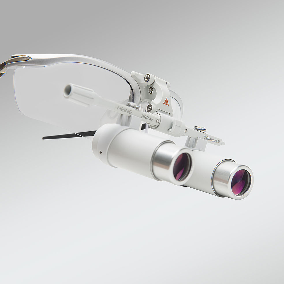 HEINE® HRP High Resolution Prismatic Binocular Loupes