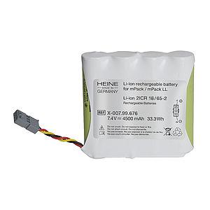 HEINE® Li-ion rechargeable battery X-007.99.676