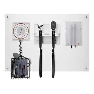 X-095.12.008.007 - HEINE Wallboard Only (supplied without instruments)