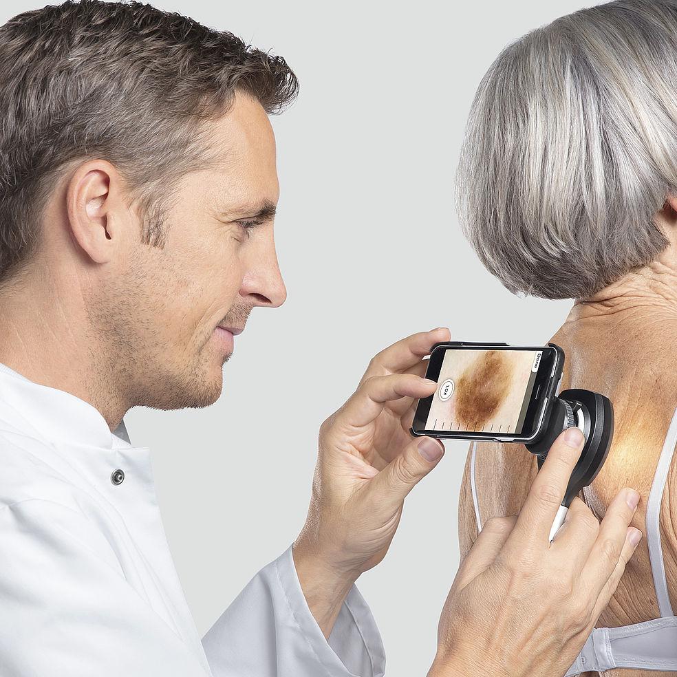 Heine® NC2 Dermatoscope