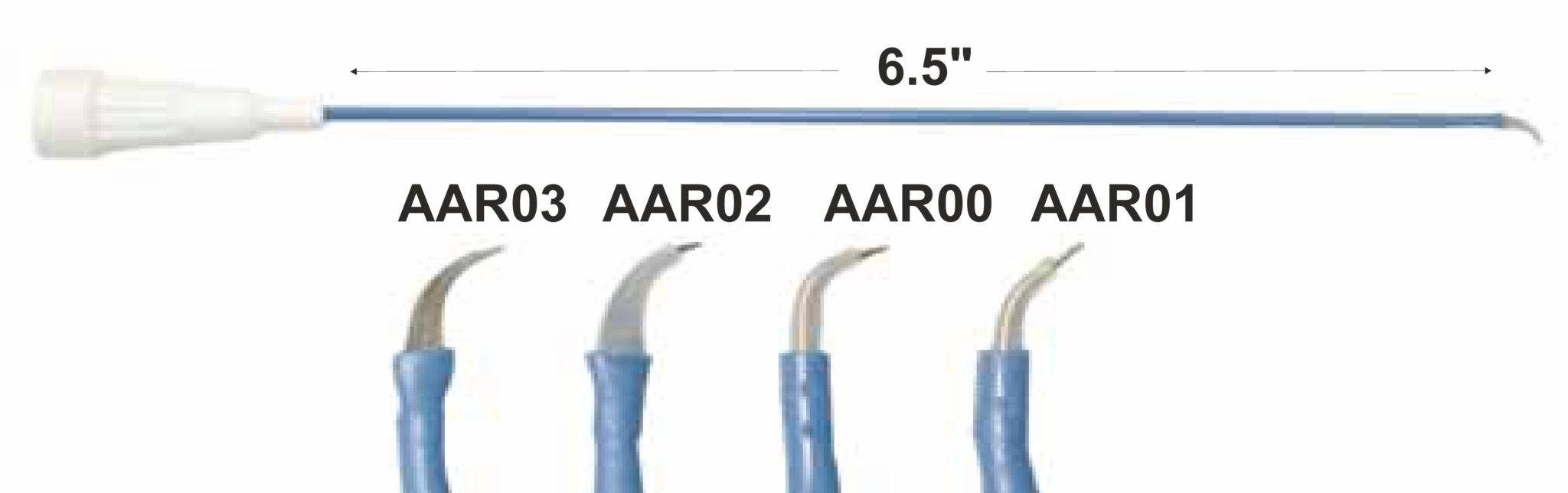 Arthroscopic electrodes
