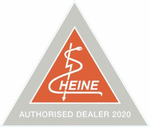 HEINE Authorised Dealer Logo
