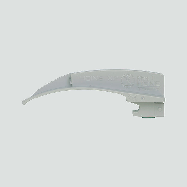 HEINE® XP Disposable Laryngoscope Blades F-000.22.761 Mac 1