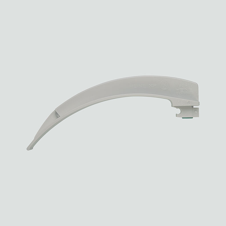 HEINE® XP Disposable Laryngoscope Blades F-000.22.764 Mac 4