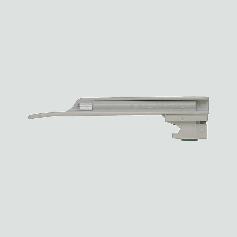 HEINE® XP Disposable Laryngoscope Blades F-000.22.772 Miller 1