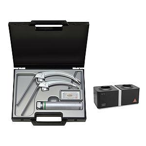 HEINE® FlexTip+ Fibre Optic Laryngoscope Sets F-230.23.865