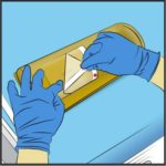 CleanPatch-P Gel Positioner Repair Patch